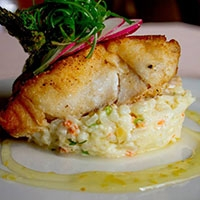 Henley's - Seafood Risotto